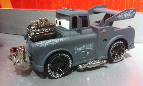 Old school tow mater ridemakerz sets will let buyers customize their