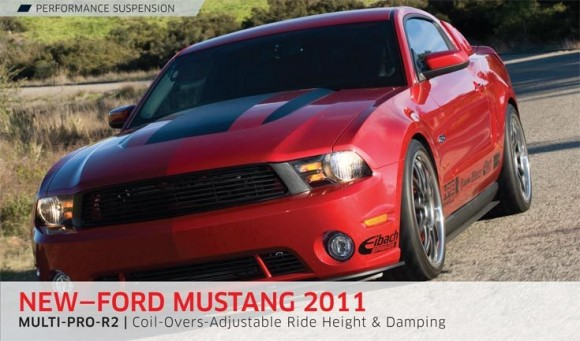 New! Ford Mustang 2011 | Eibach Coilovers