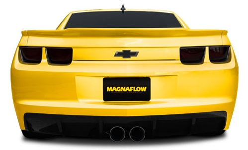 2011 Chevrolet Camaro Magnaflow Center Exit Exhaust